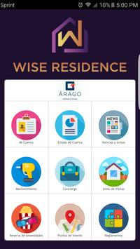 Wise Residence poster