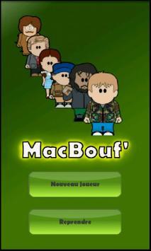 Macbouf poster