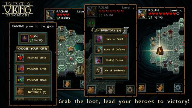 Tales of a Viking: Episode One apk screenshot