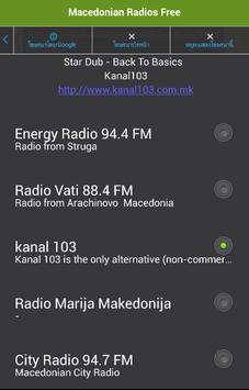 Macedonian Radios Free poster