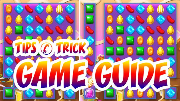 Guide Candy Crush Soda Saga screenshot 1