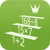 Math marathon icon