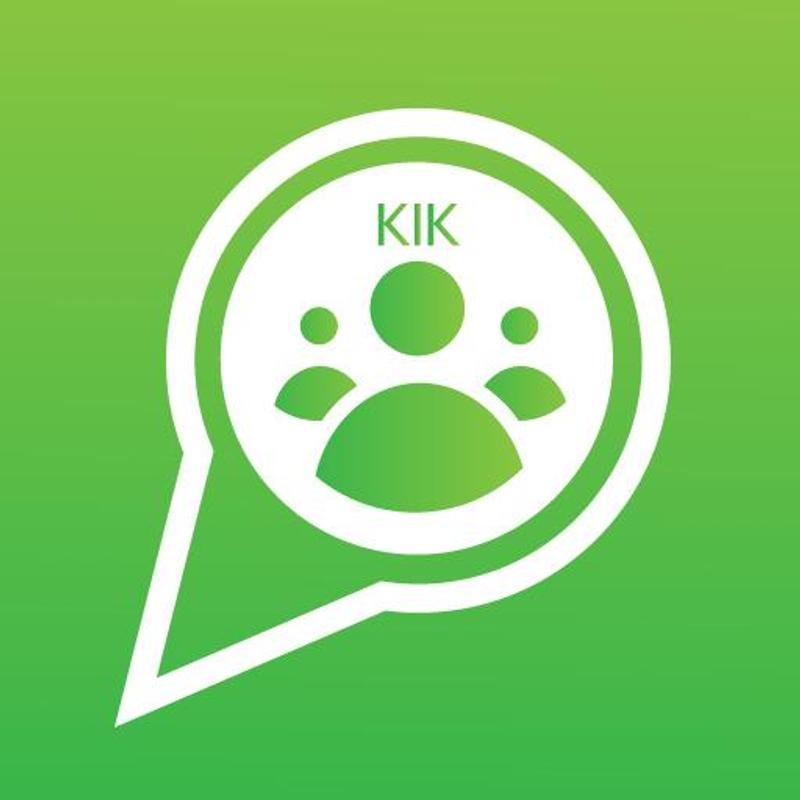 how to get new friends on kik