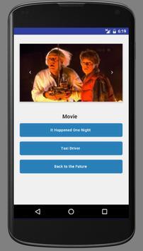 Movie Quiz apk screenshot