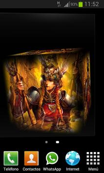 Norse Mythology 3D LWP screenshot 5