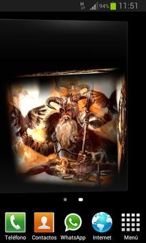 Norse Mythology 3D LWP poster
