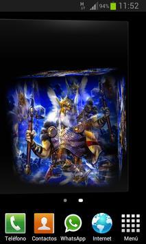 Norse Mythology 3D LWP screenshot 1