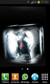 Samurai 3D LWP poster