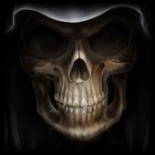 Skulls Cube 3D LWP icon