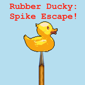 Rubber Ducky Spike Escape icon