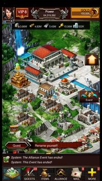 Game of War - Fire Age captura de pantalla de la apk