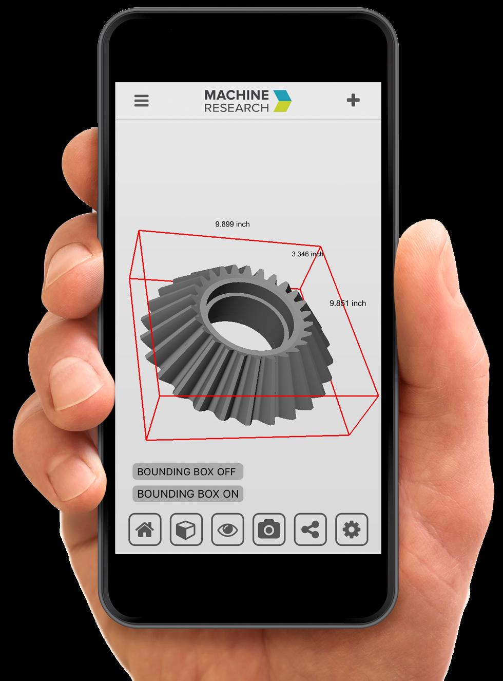 3D CAD Model Viewer for Android - APK Download