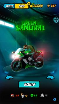 Moto Racing 2: Burning Asphalt poster