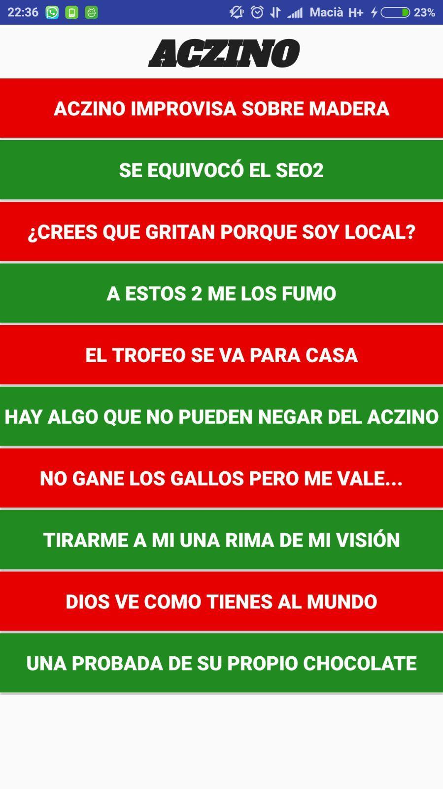 Freestyle Rap Frases Y Sonidos For Android Apk Download