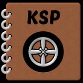 Książka Serwisowa Pojazdu icon