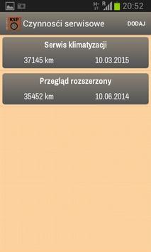 Książka Serwisowa Pojazdu screenshot 3
