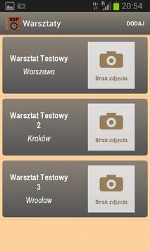 Książka Serwisowa Pojazdu screenshot 7