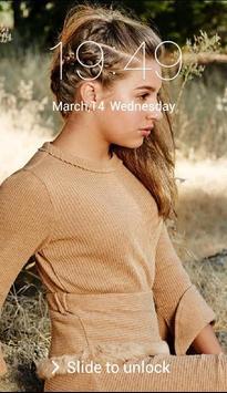 Mackenzie Ziegler Wallpaper & Lock Screen screenshot 6