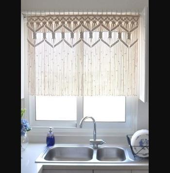Macrame Curtain Design Ideas Imagem De Tela 2
