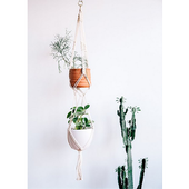 Macrame Plant Hanger Ideas icon
