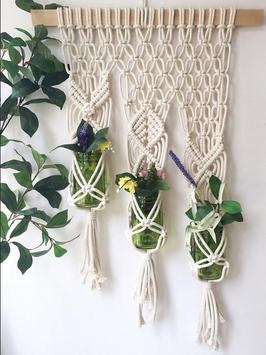 Macrame Plant Hanger Ideas screenshot 3