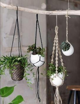 Macrame Plant Hanger Ideas screenshot 1