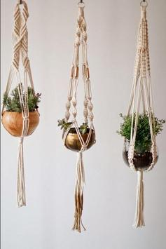 Macrame Plant Hanger Ideas screenshot 2