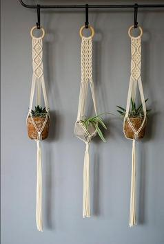Macrame Plant Hanger Ideas screenshot 7