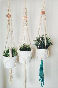Macrame Plant Hanger Ideas screenshot 5