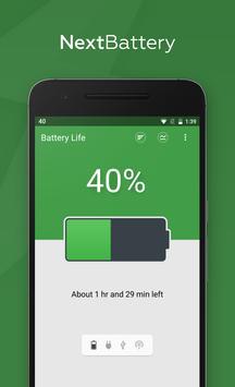 Next Battery poster
