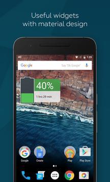 Next Battery apk screenshot