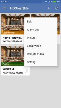 HDSmartlife apk screenshot
