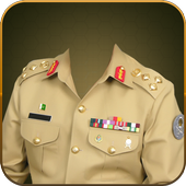 Pakistan army suit maker 2017 icon