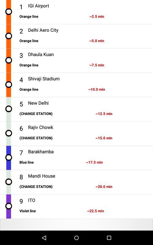 Delhi metro fare update apk download free travel local app for delhi metro fare update apk screenshot altavistaventures Image collections