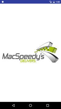 MacSpeedys poster