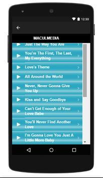 Barry White Songs & Lyrics screenshot 3
