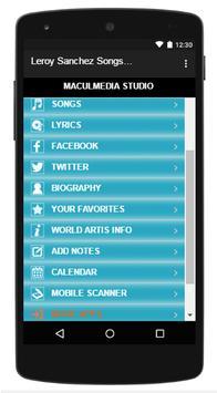 Leroy Sanchez Songs & Lyrics screenshot 2