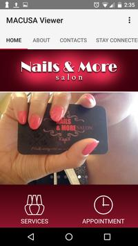Nails and More poster