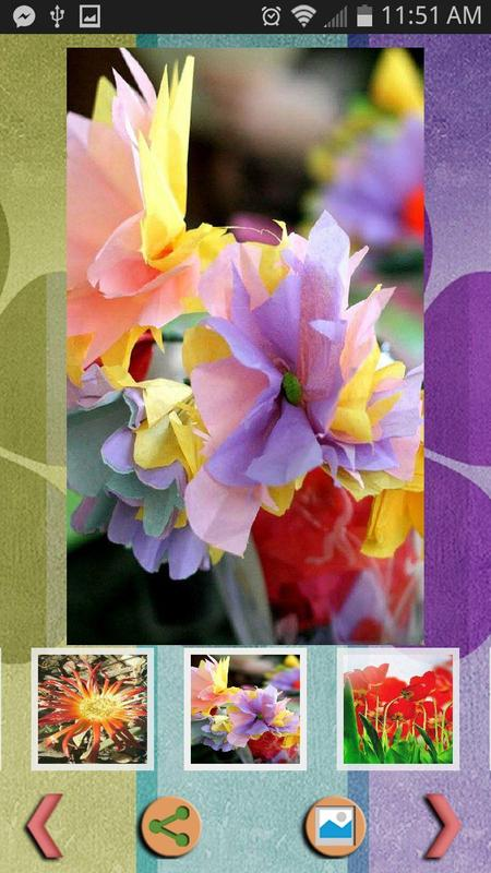 Flowers Wallpapers poster Flowers Wallpapers apk screenshot ...