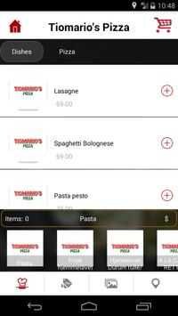 Tiomario's Pizza apk screenshot