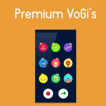 VoGi Funny Voices for WhatsApp apk screenshot