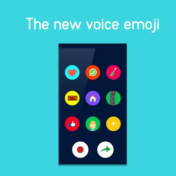 VoGi Funny Voices for WhatsApp poster