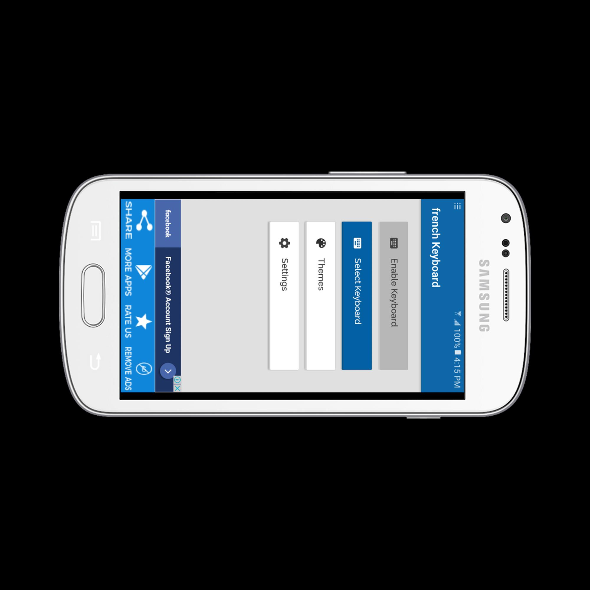 AZERTY KEYBOARD.APK TÉLÉCHARGER