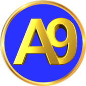 A9 Letters and Numbers 2018 icon