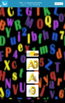 A9 Letters and Numbers 2018 screenshot 2