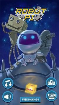 Robot PI poster