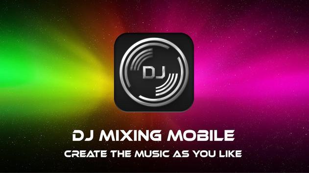 DJ Mixing Mobile poster