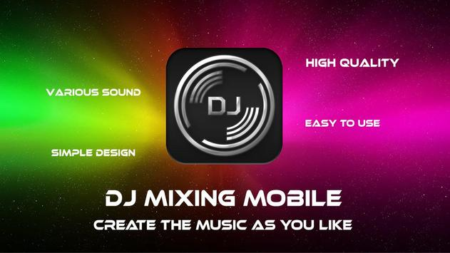 DJ Mixing Mobile apk screenshot