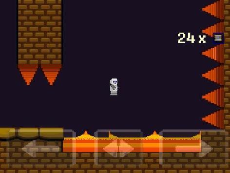 Jump James! apk screenshot
