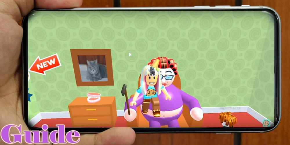 Guide For Roblox Grandmas House Escape Obby For Android Apk